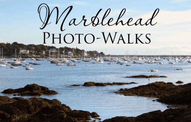 Marblehead Photo-Walks